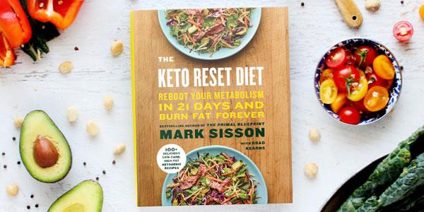 Keto Reset Diet Book  The Keto Reset Mastery Course Kitchen Kit Primal Blueprint