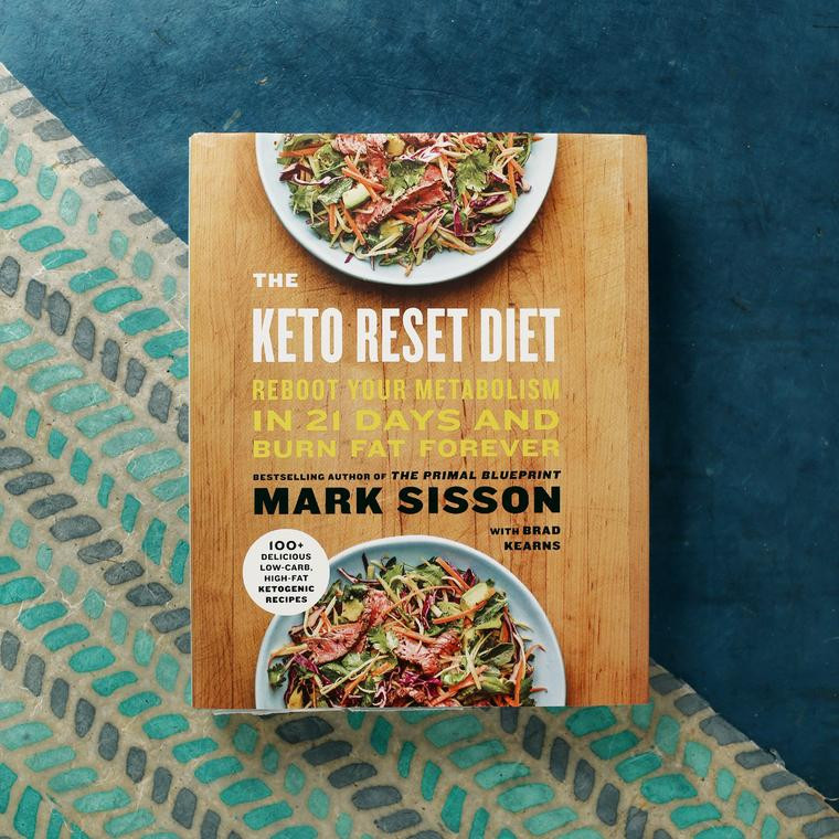 Keto Reset Diet Book  Keto Reset Diet Book Review Fit Life Geek