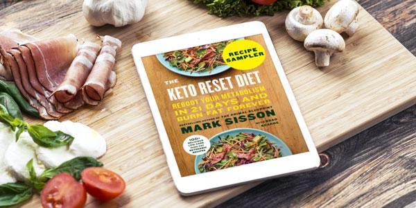 Keto Reset Diet Pdf  The Keto Reset Mastery Course Primal Blueprint