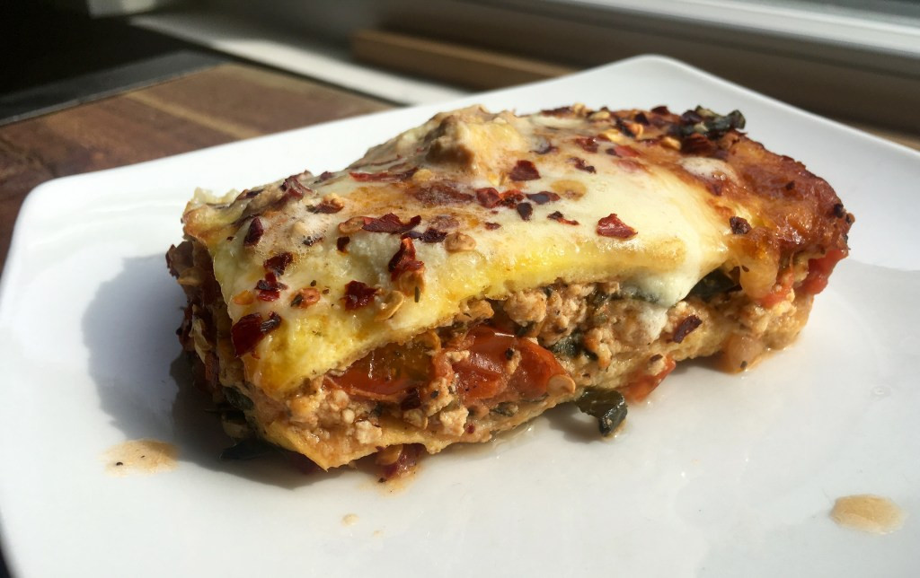 Keto Vegetarian Lasagna Keto Ve arian Lasagne – No Sugar Thanks