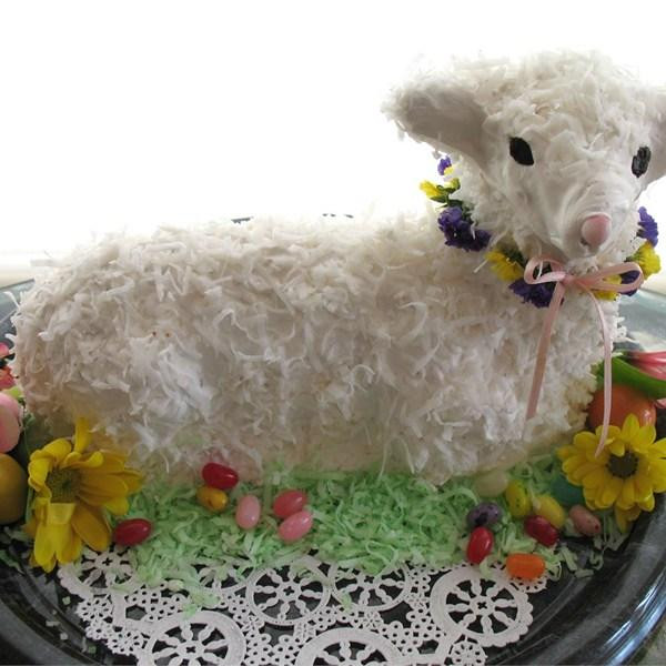 Lamb For Easter  Easter s Sweeter With Lamb Bunny & Easter Basket Cakes
