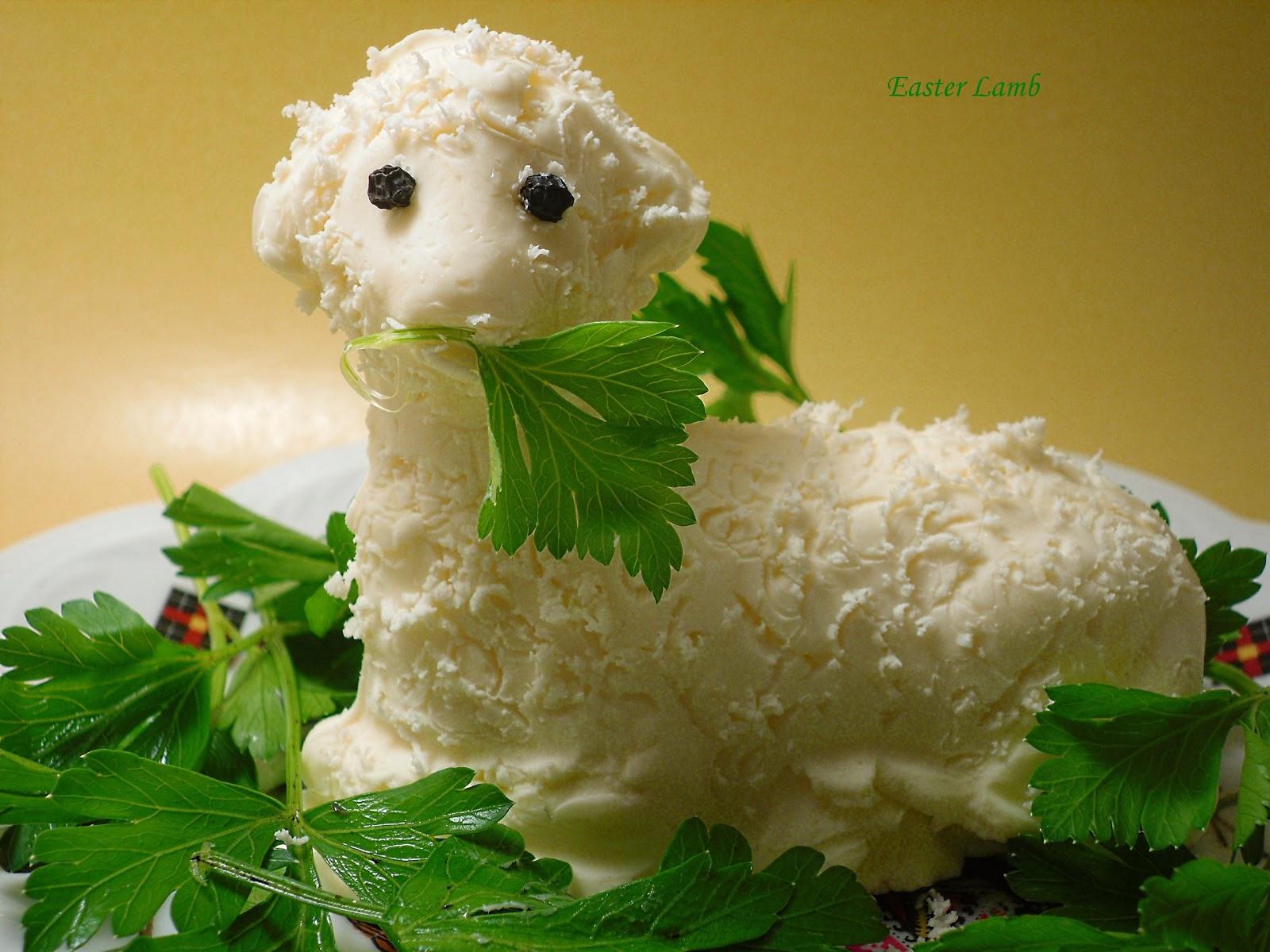Lamb For Easter  fy Cuisine April 2011