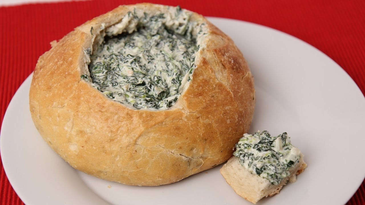 Laura Vitale Easter Bread  Homemade Spinach Dip Recipe Laura Vitale Laura in the