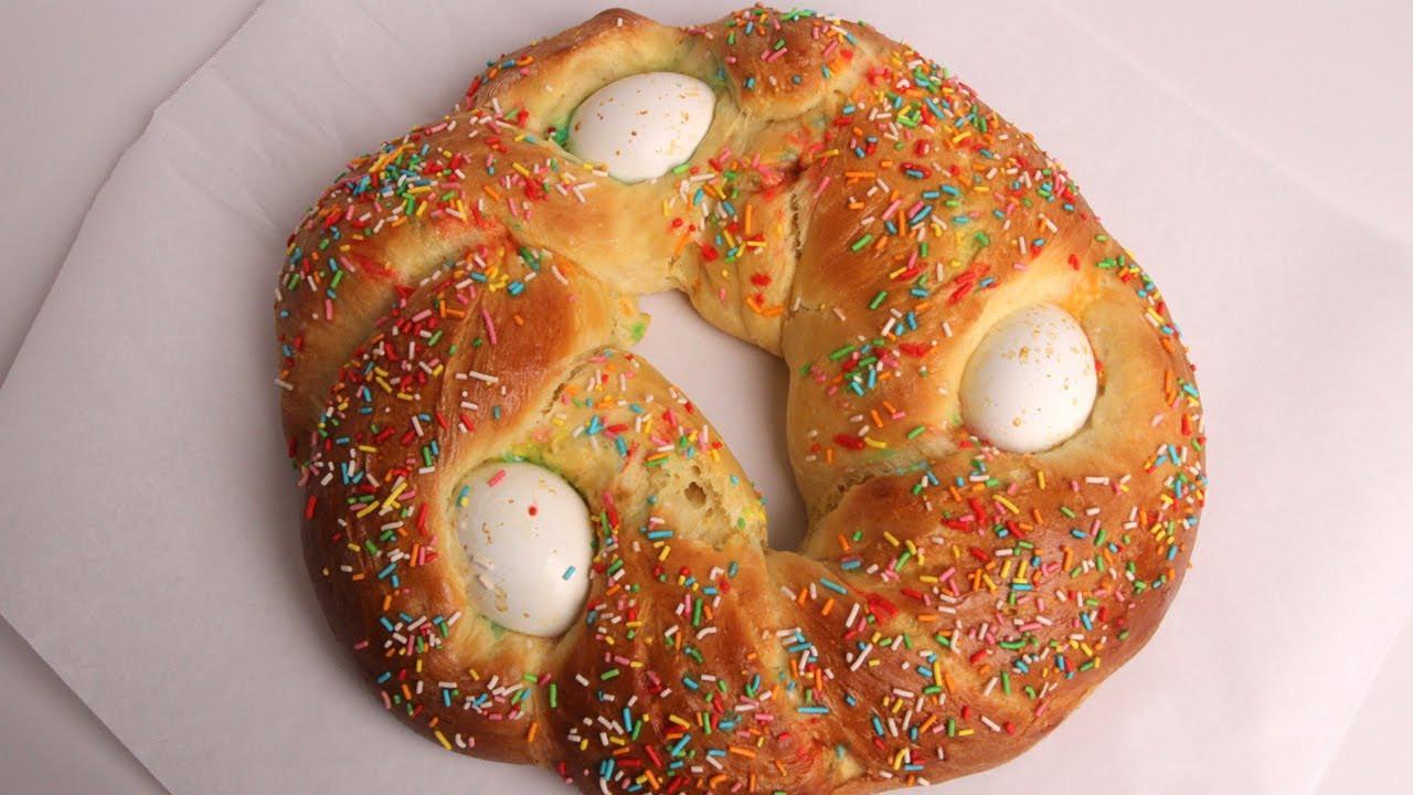 Laura Vitale Easter Bread  Italian Easter Sweet Bread Recipe Laura Vitale Laura