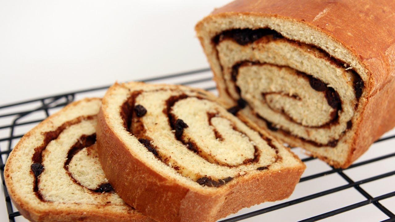 Laura Vitale Easter Bread  Cinnamon Raisin Bread Recipe