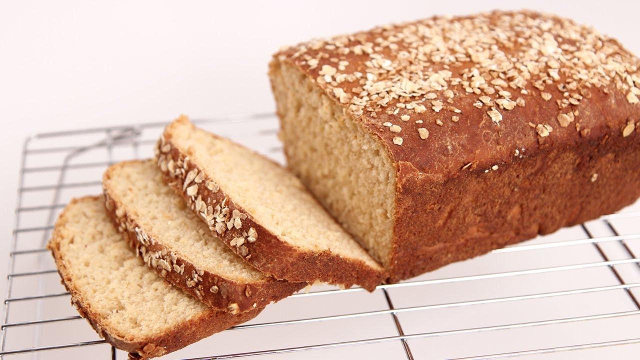 Laura Vitale Easter Bread  Honey Oat Bread Recipe Laura Vitale Laura in the Ki