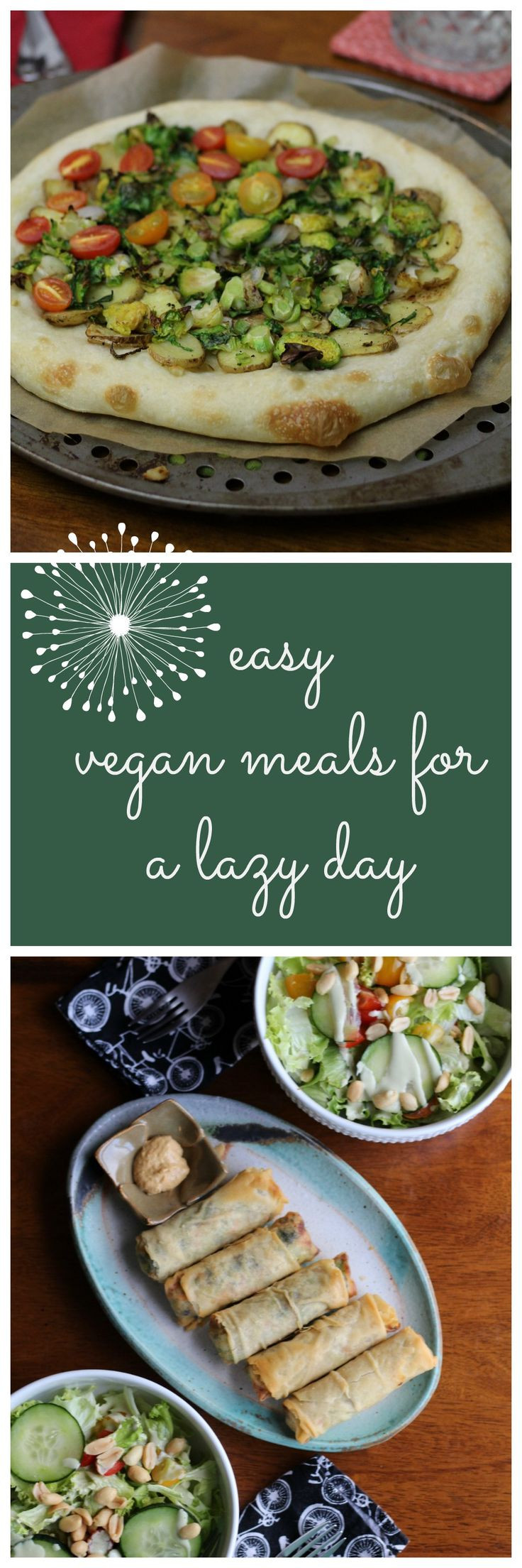 Lazy Vegan Recipes  Best 25 Lazy Days ideas on Pinterest