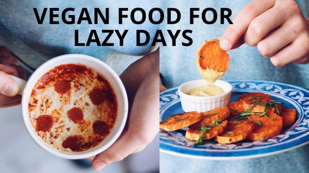 Lazy Vegan Recipes  LAZY VEGAN RECIPES PIZZA IN A MUG – Healthy Fine