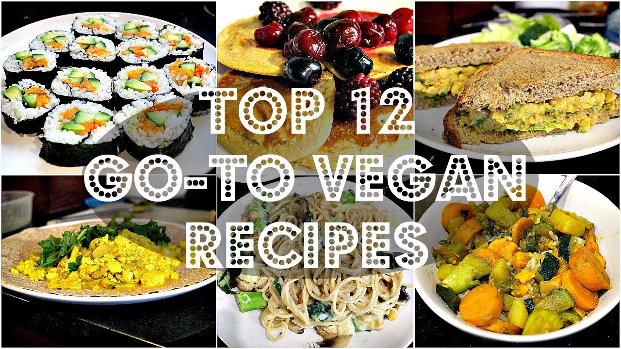 Lazy Vegan Recipes  TOP 12 FAVOURITE CHEAP VEGAN RECIPES VEGANUARY