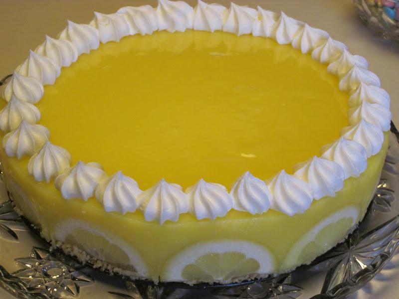 Lemon Easter Desserts  Creamy Lemon Supreme Easter Dessert