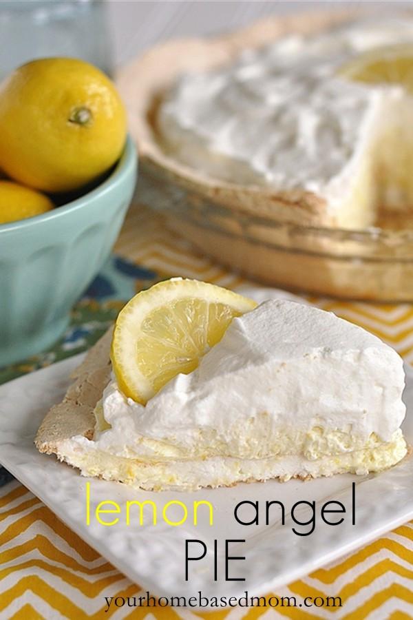 Lemon Easter Desserts  25 Easter Dessert Ideas Round Up The Best Blog Recipes