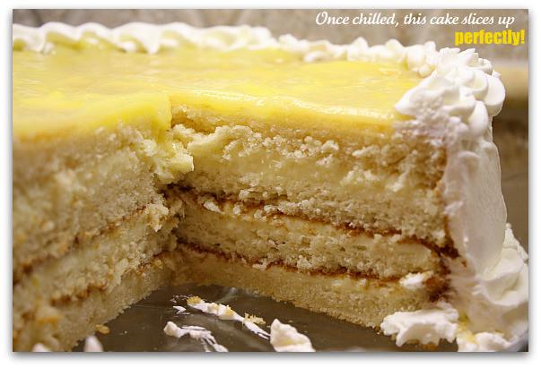 Lemon Easter Desserts  Easter Dessert Recipe Lemon Truffle Cake