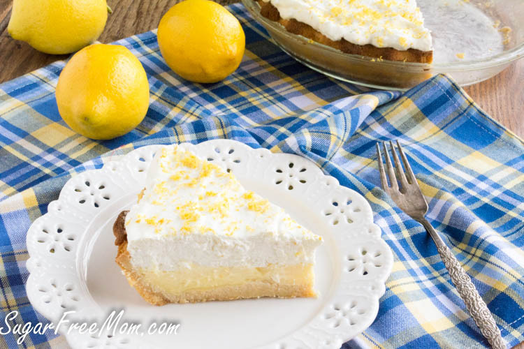 Lemon Easter Desserts  26 Sugar Free Low Carb Easter Dessert Pies