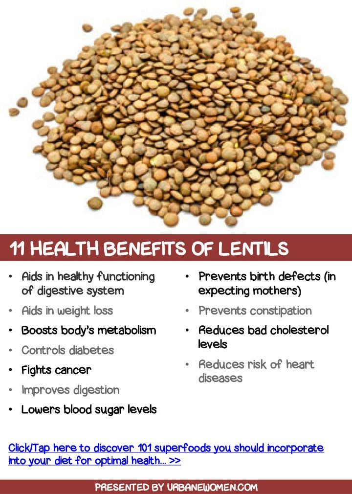 Lentil Weight Loss Recipes  lentils and brown rice weight loss