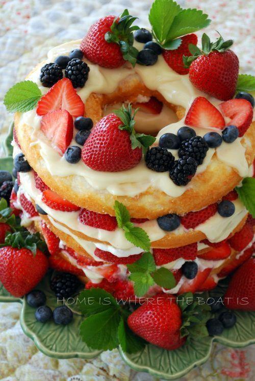 Light Easter Desserts  25 best Easter Brunch Menu ideas on Pinterest