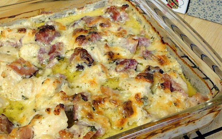 Linda Low Carb Recipes  CHICKEN CORDON BLEU CASSEROLE Linda s Low Carb Menus
