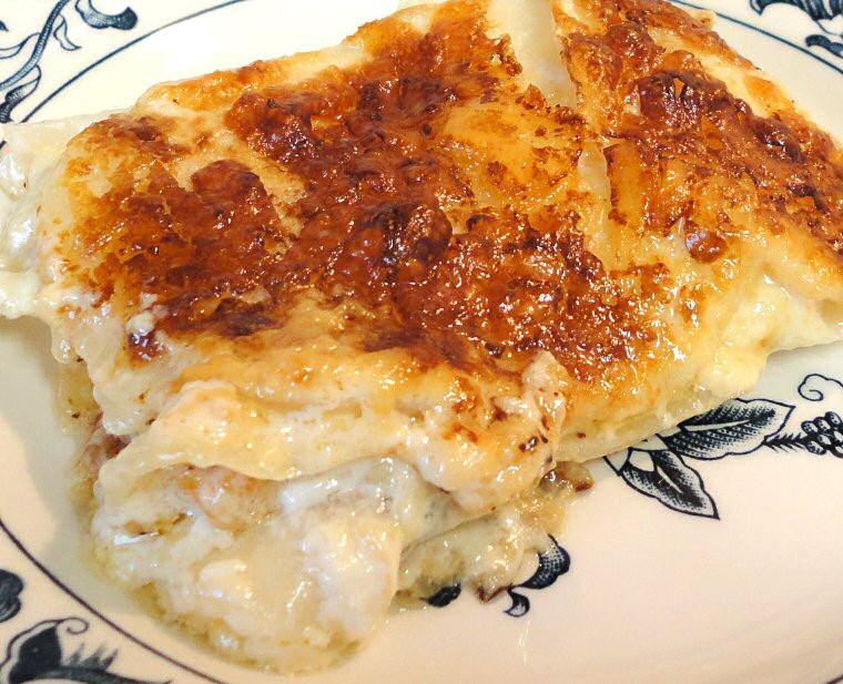 Linda Low Carb Recipes  Turnip Gratin Recipe — Dishmaps