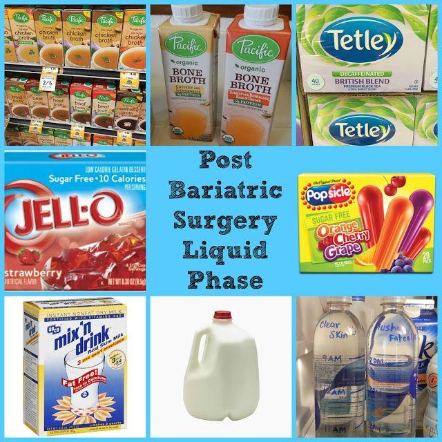 Liquid Diet Weight Loss Recipes  25 best ideas about Weight Loss Surgery on Pinterest
