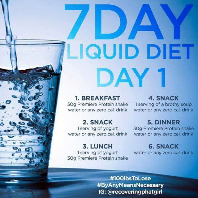 Liquid Diet Weight Loss Recipes  Liquid pouch reset … Weight lost