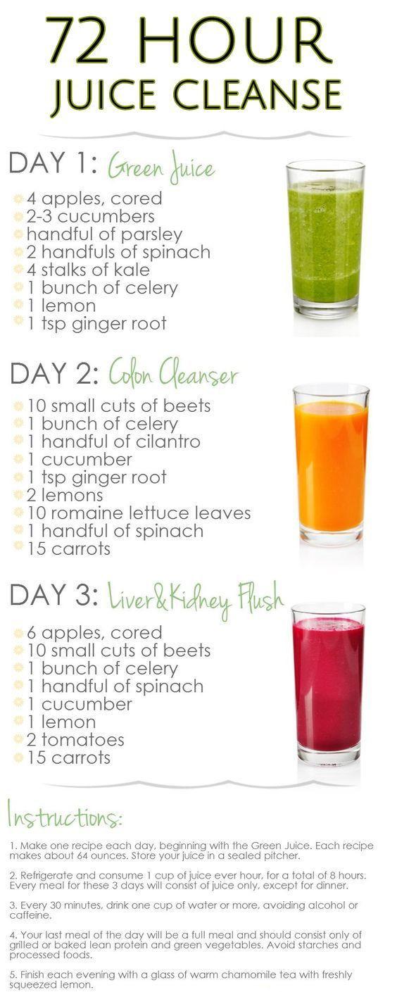 Liquid Diet Weight Loss Recipes  10 Amazing Juice Diet Recipes For Weight Loss