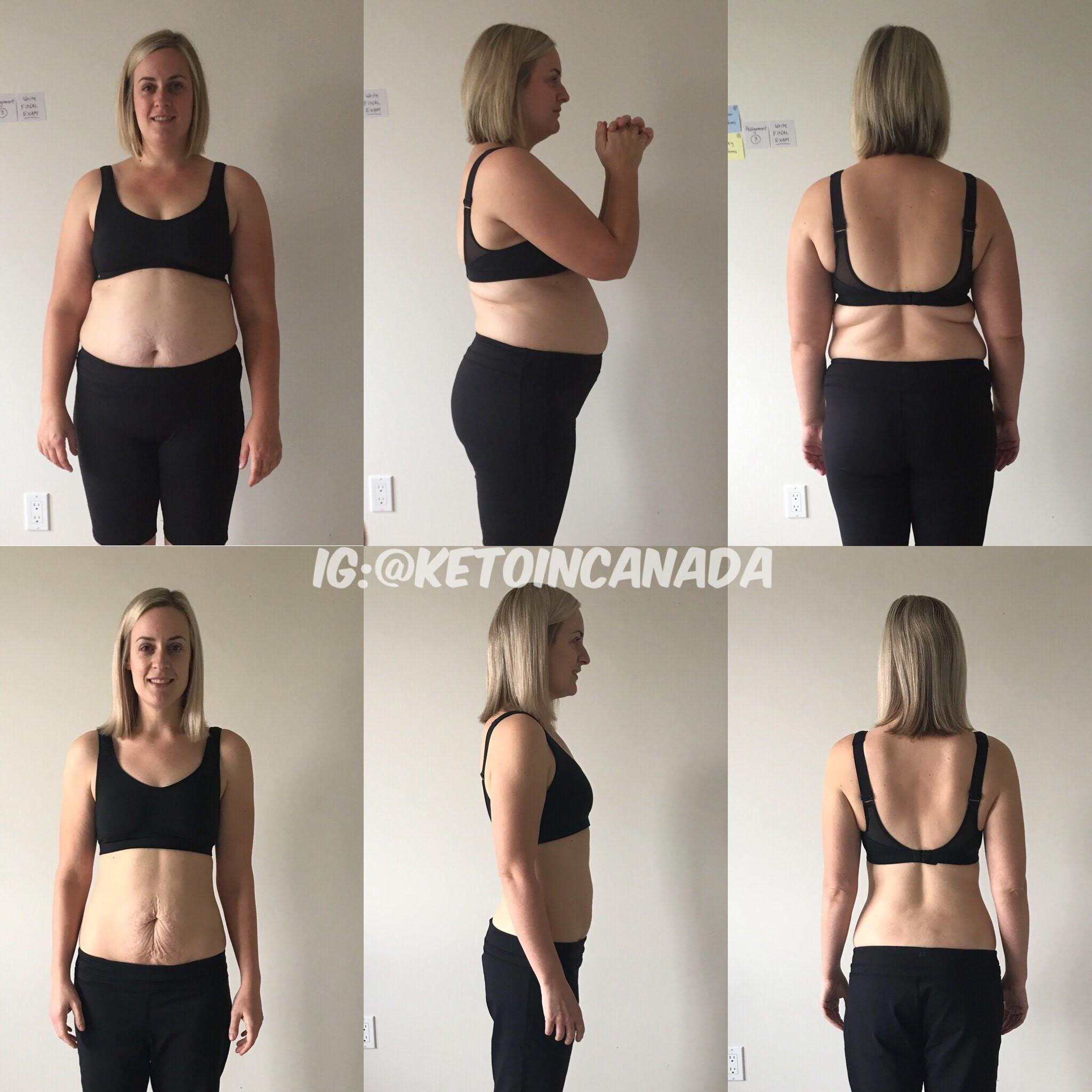 Losing Weight On Keto Diet  Keto Diet Success KetoinCanada Canadian Mom s her