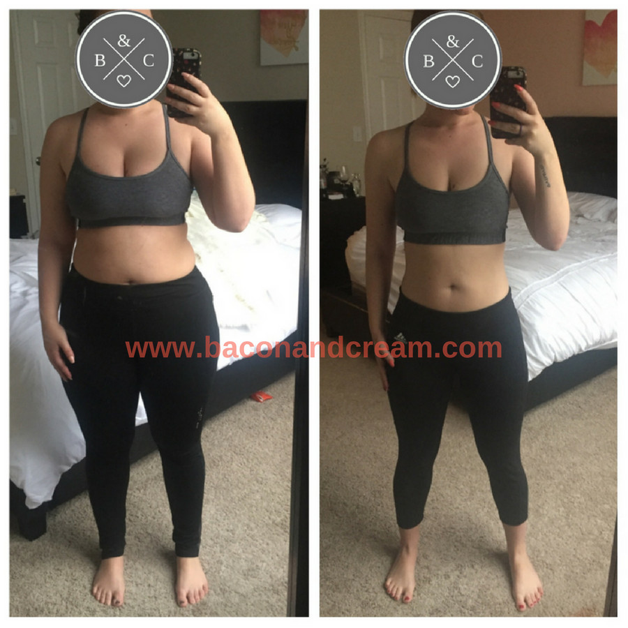 Losing Weight On Keto Diet  before and after weightloss on a ketogenic t – Bacon