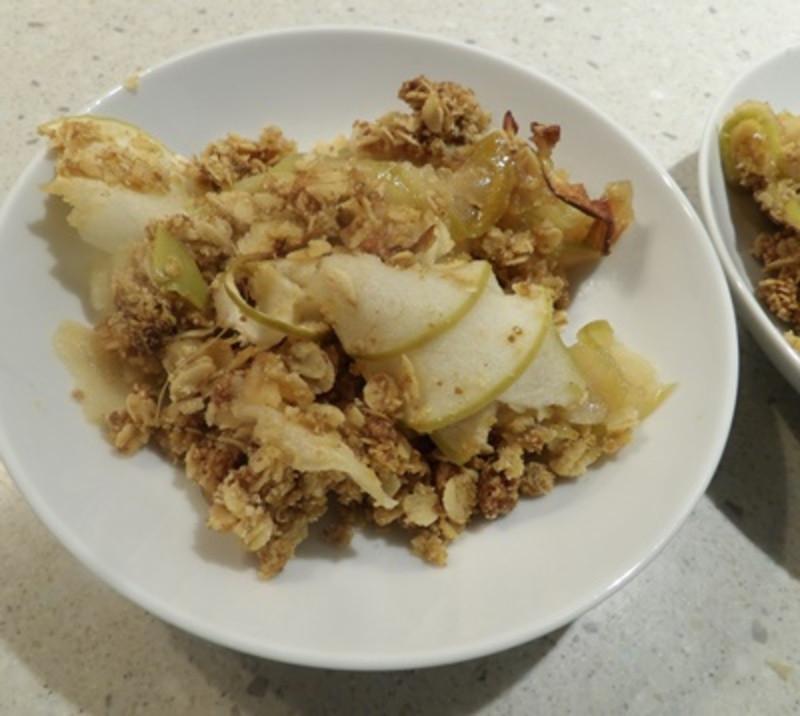 Low Calorie Apple Desserts  Low Calorie No Pastry Apple Crisp Dessert Recipe RecipeYum