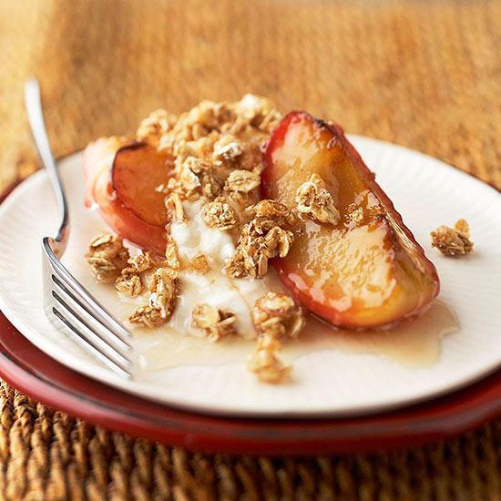 Low Calorie Apple Desserts  Low Calorie Fall Dessert Recipes