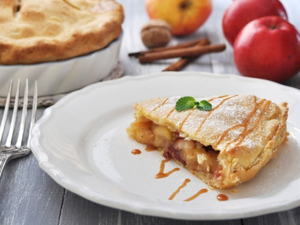 Low Calorie Apple Pie  Low Calorie Apple Pie Recipe