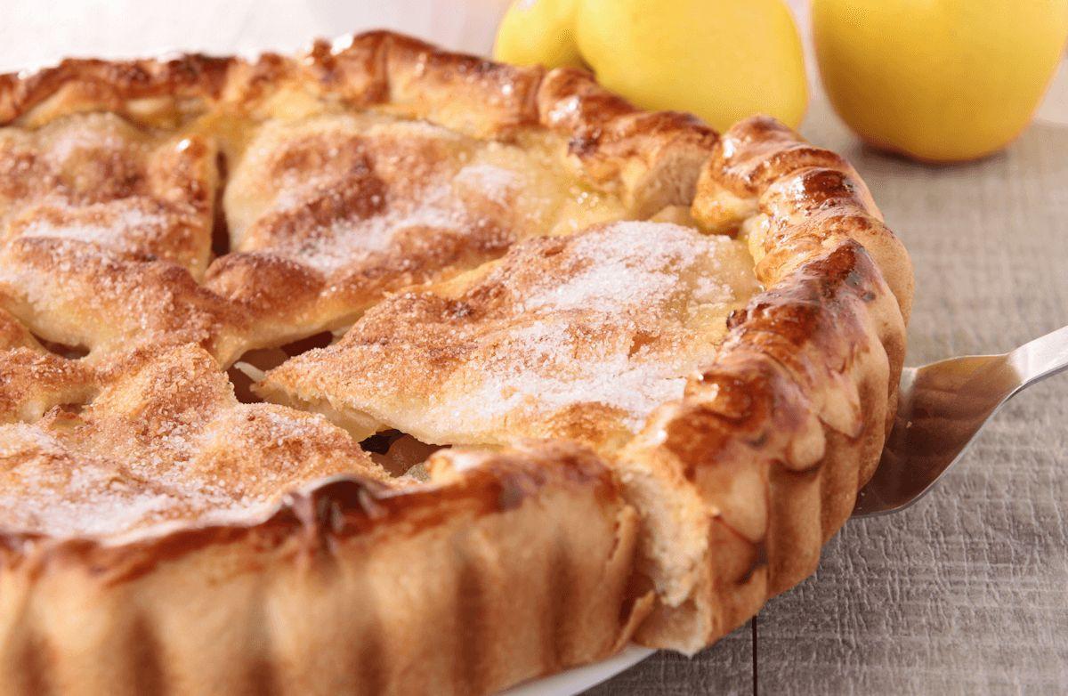 Low Calorie Apple Pie  Low Fat Apple Pie Recipe
