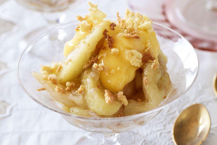 Low Calorie Apple Pie  Low fat cheat s apple pies