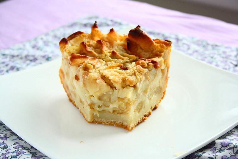 Low Calorie Apple Pie  collecting memories Apple Pie Low Fat