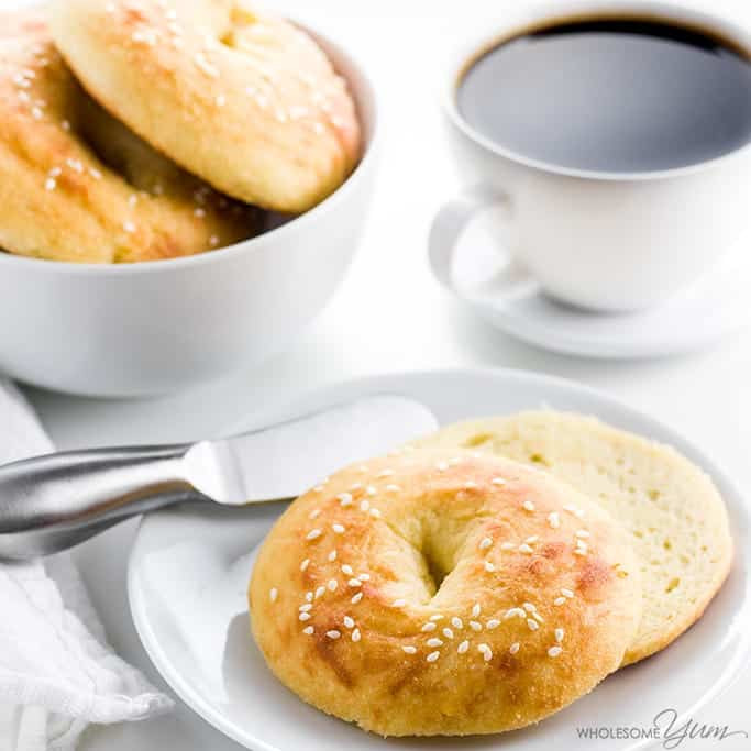 Low Calorie Bagels  10 Ketogenic Recipes That Taste Amazing And Can Help You