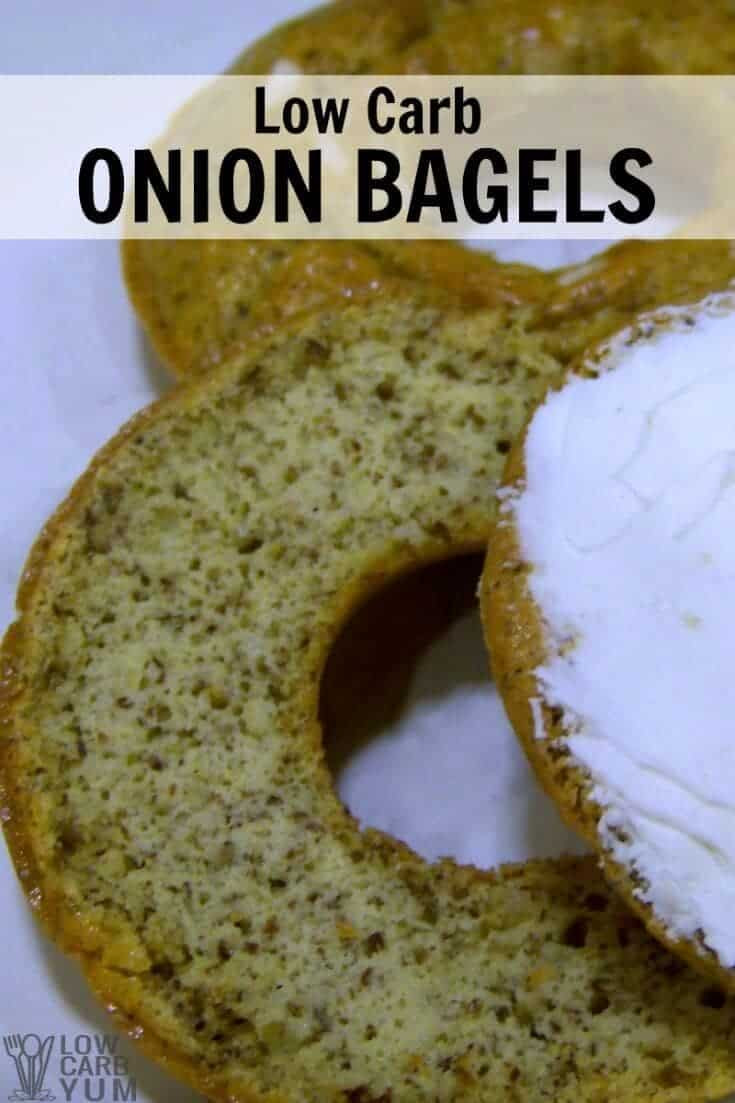 Low Calorie Bagels  Low Carb Bagel Recipe Gluten Free ion