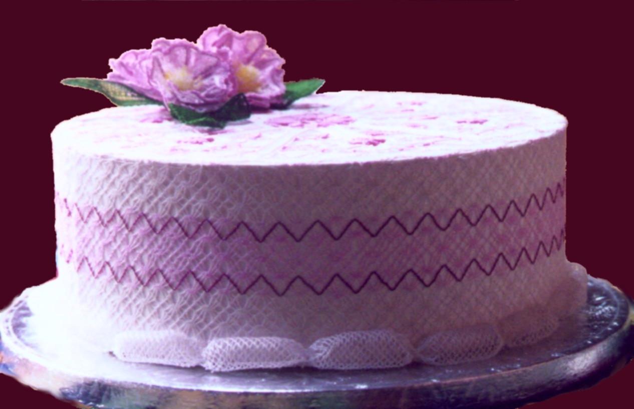 Low Calorie Birthday Cake  high fibre low calorie birthday cake side – Janice Blair