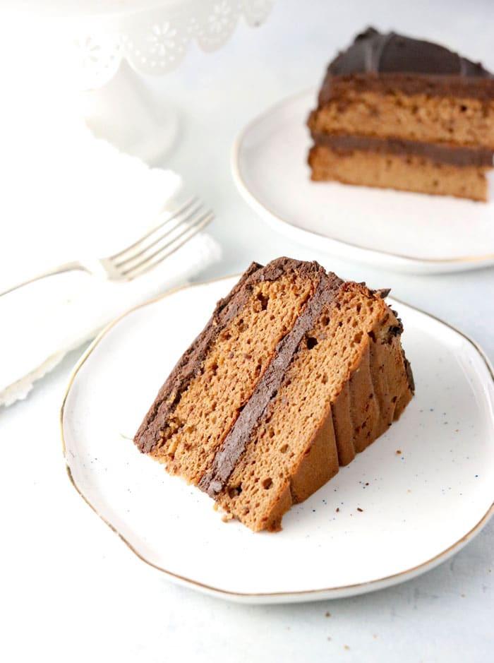 Low Calorie Birthday Cake  Healthy Birthday Cake Fruit Sweetened