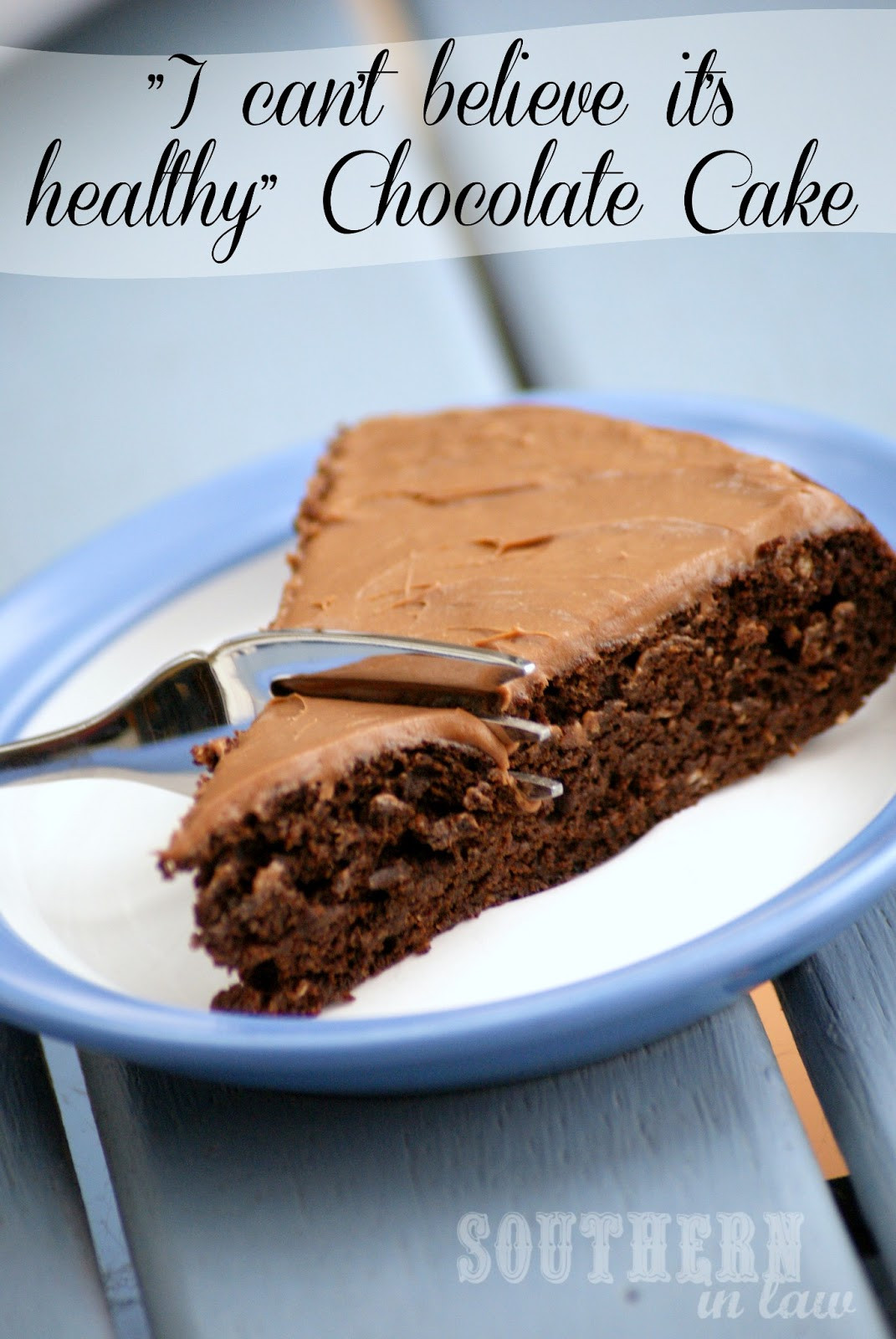 Low Calorie Birthday Cake  Southern In Law Recipe Healthy Chocolate Cake Vegan too