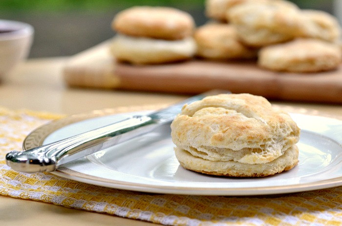 Low Calorie Biscuit Recipe  Eat Skinny Low fat Diner Style Biscuit