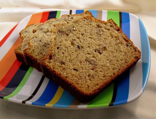 Low Calorie Bread Recipe  Low Calorie Banana Bread Recipe Genius Kitchen