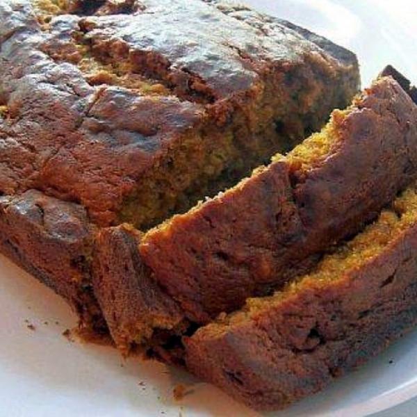 Low Calorie Bread Recipe  Low Calorie Pumpkin Bread Recipe