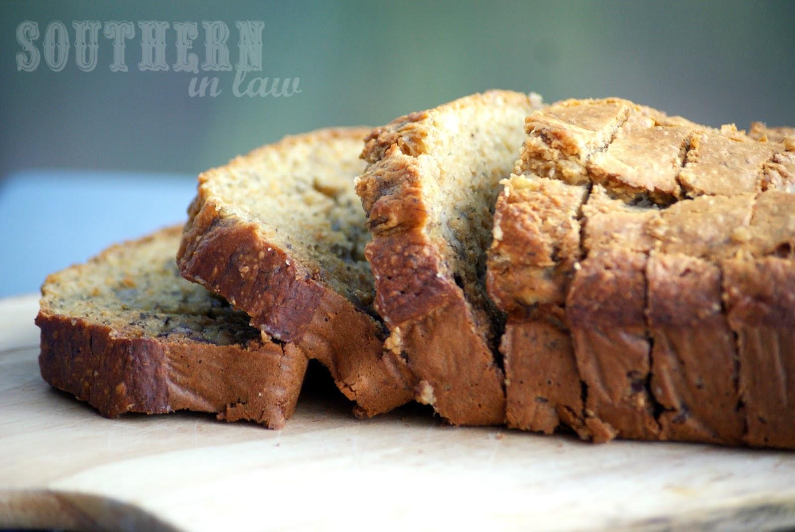 Low Calorie Bread Recipe  Southern In Law Recipe Healthy Banana Bread