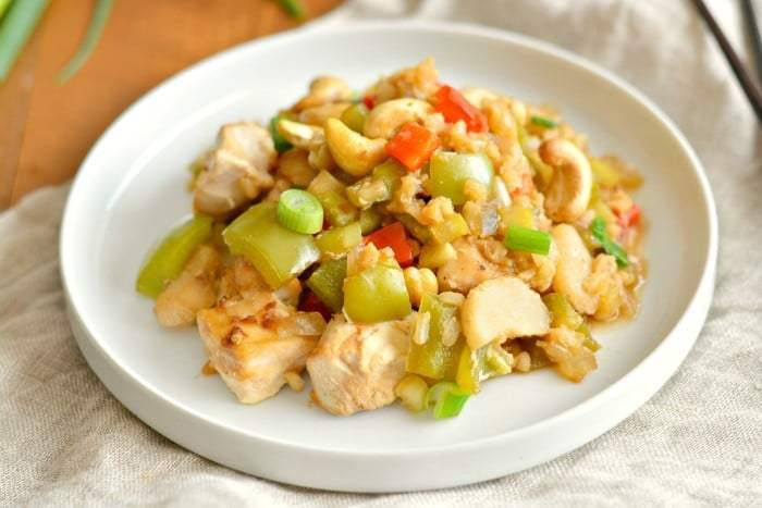 Low Calorie Chicken Dinners  10 Easy Low Calorie Dinner Recipes Skinny Fitalicious