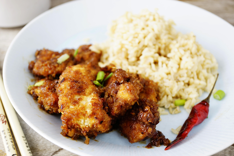 Low Calorie Chicken Dinners  Low Calorie Chicken Dinner Idea General Tso s Recipe