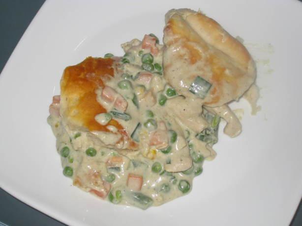 Low Calorie Chicken Pot Pie  Low Fat Chicken Pot Pie Recipe Food