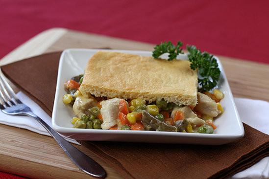 Low Calorie Chicken Pot Pie Recipe  Super Sized Kickin Chicken Pot Pie