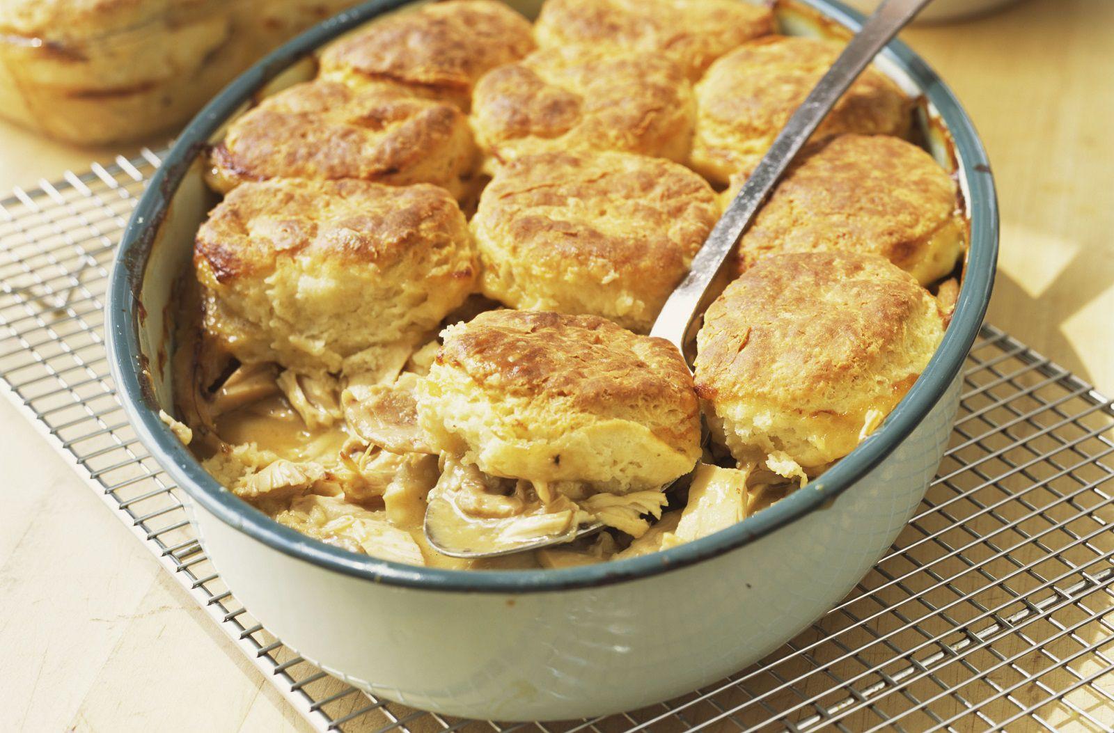 Low Calorie Chicken Pot Pie Recipe  Gluten Free Vermont Style Chicken Pot Pie Recipe
