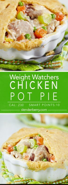 Low Calorie Chicken Pot Pie Recipes  Skinny fort Chicken Pot Pie Recipe