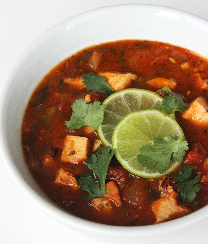 Low Calorie Chicken Tortilla Soup  Soups to Help With Weight Loss