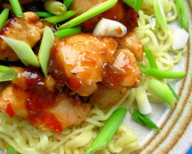 Low Calorie Chinese Food Recipes  Easy 5 2 Fast Day Recipe Chinese Garlic Ginger & Honey