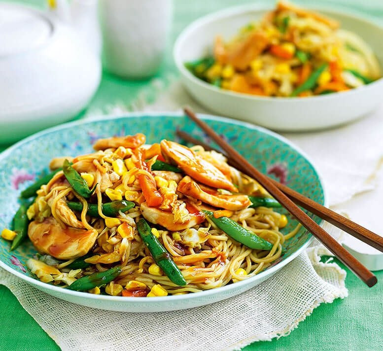 Low Calorie Chinese Food Recipes  10 creamy pasta recipes that are low in fat Healthy Food